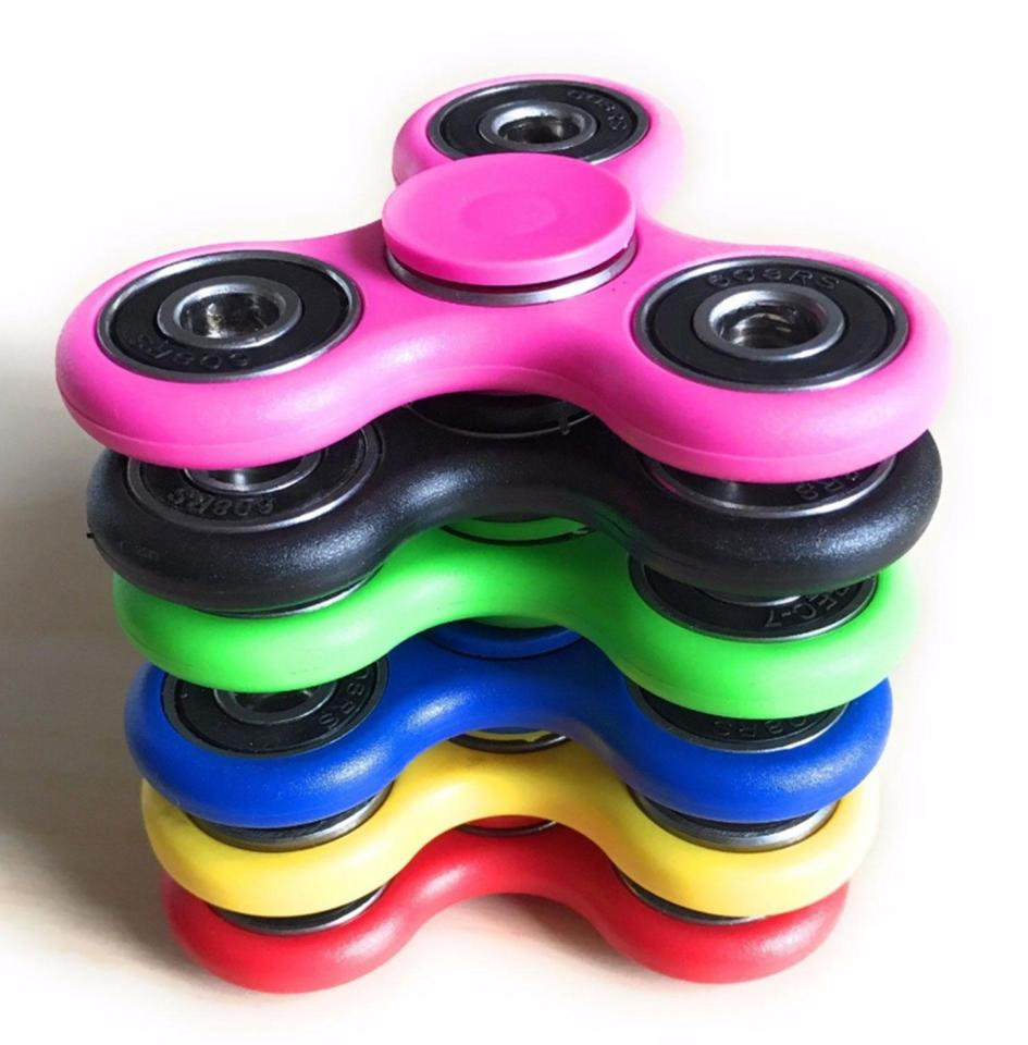 Fidget spinners hand spinners