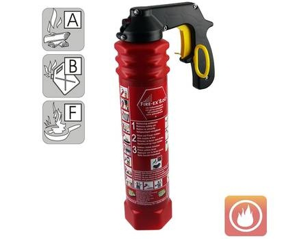 light fire extinguisher